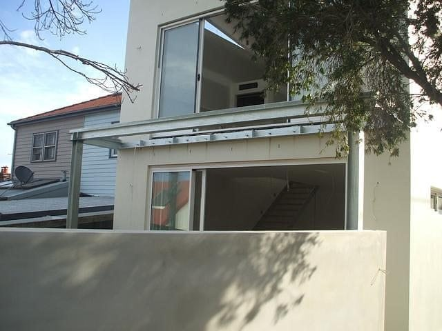 Steel Awning 12