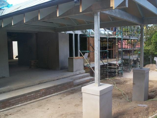 Steel Awning 13
