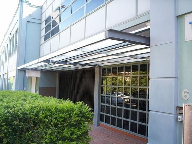 Steel Awning 9