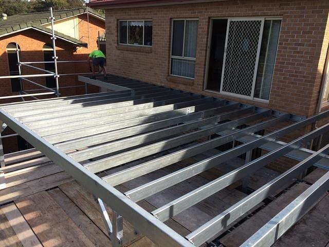 Steel Decks 1