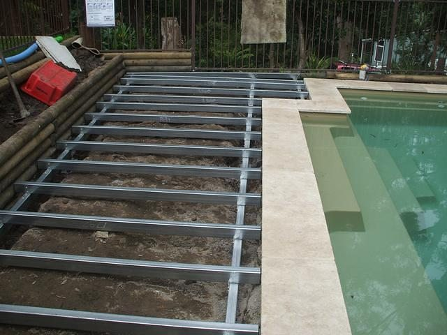 Steel Decks Shire Steel Fabrication