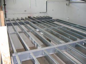 Metal Mezzanine Steel mezzanine shire steel fabrication steel mezzanine 1 sisterspd