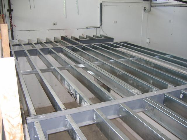 Steel Mezzanine 1
