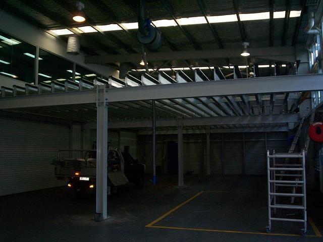 Steel Mezzanine 3