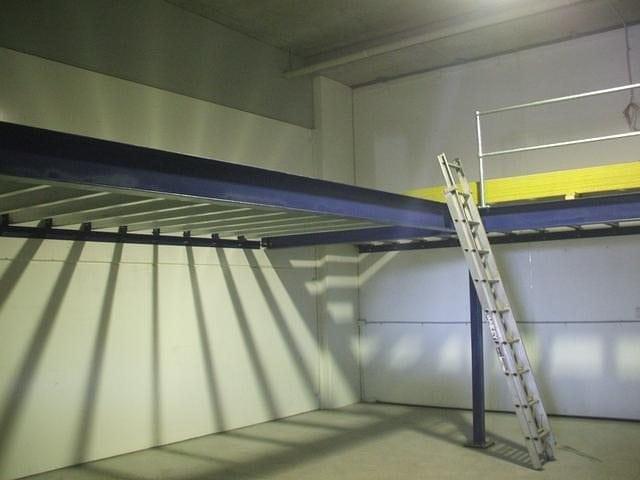 Steel Mezzanine 6