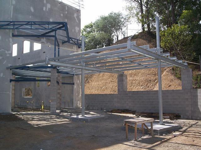 Steel Roof 1
