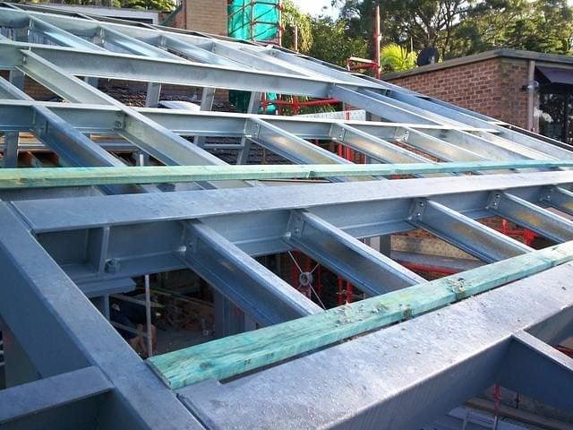 Steel Roof 10