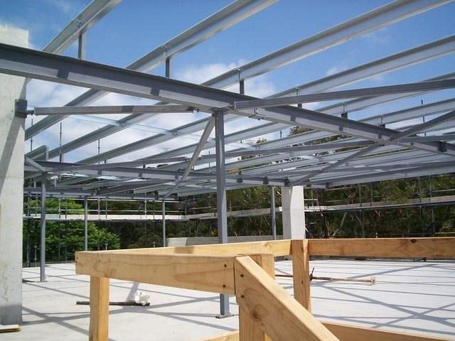 Steel Roof 11