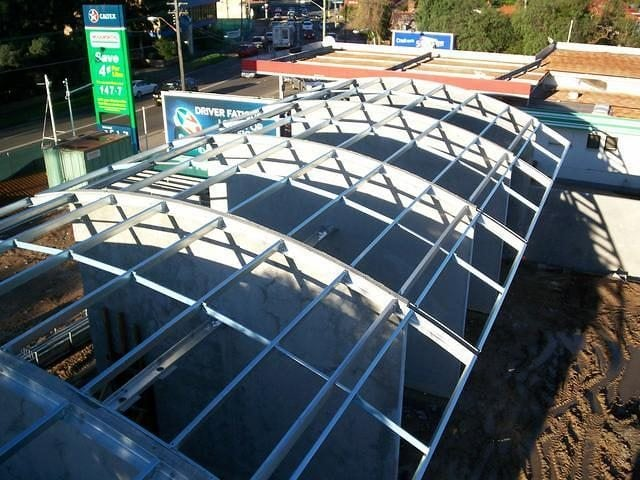 Steel Roof 5