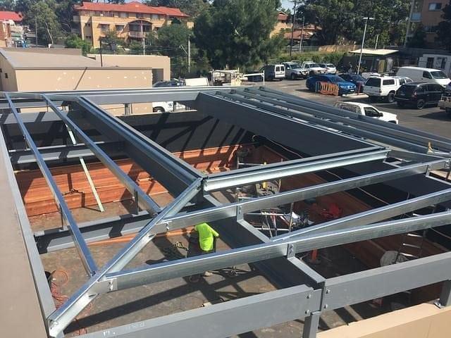 Steel Roof 8