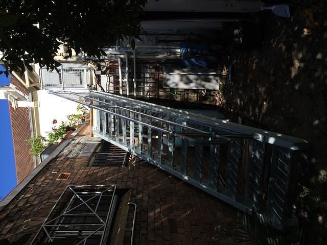 Steel Stairs 5