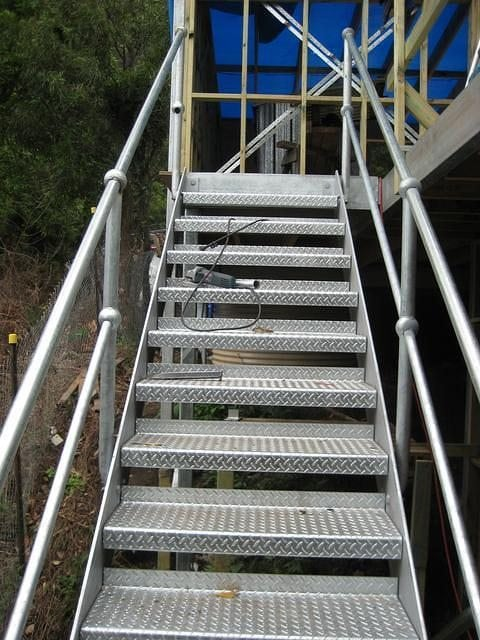 Steel Stairs Shire Steel Fabrication