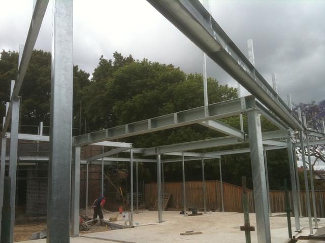 Steel Structures 17