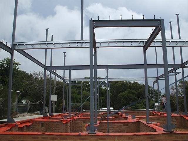 Steel Structures 29