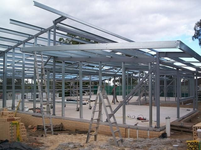 Steel Structures 3