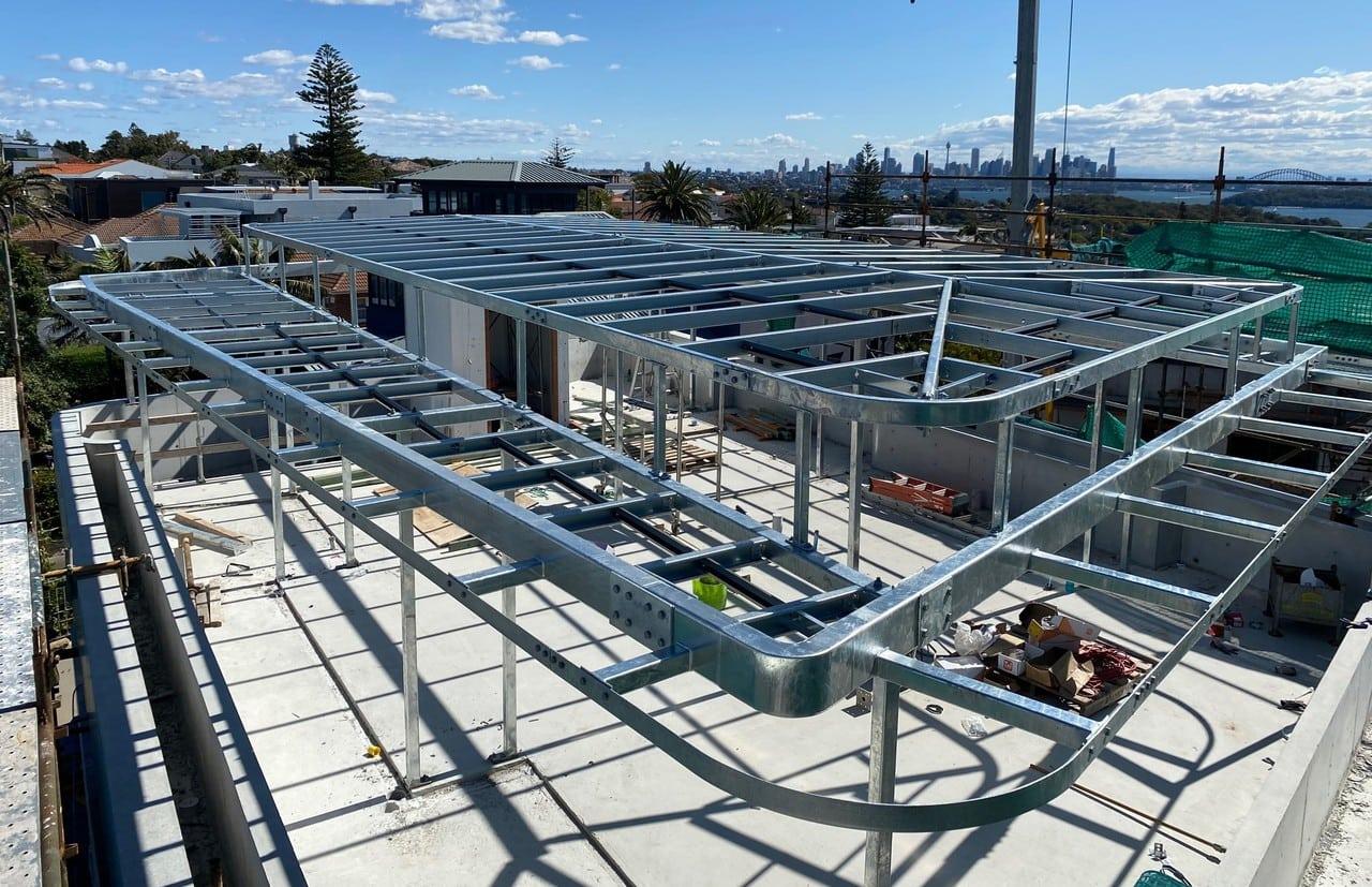 Steel Structures 40