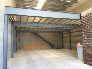 Steel Mezzanine 5