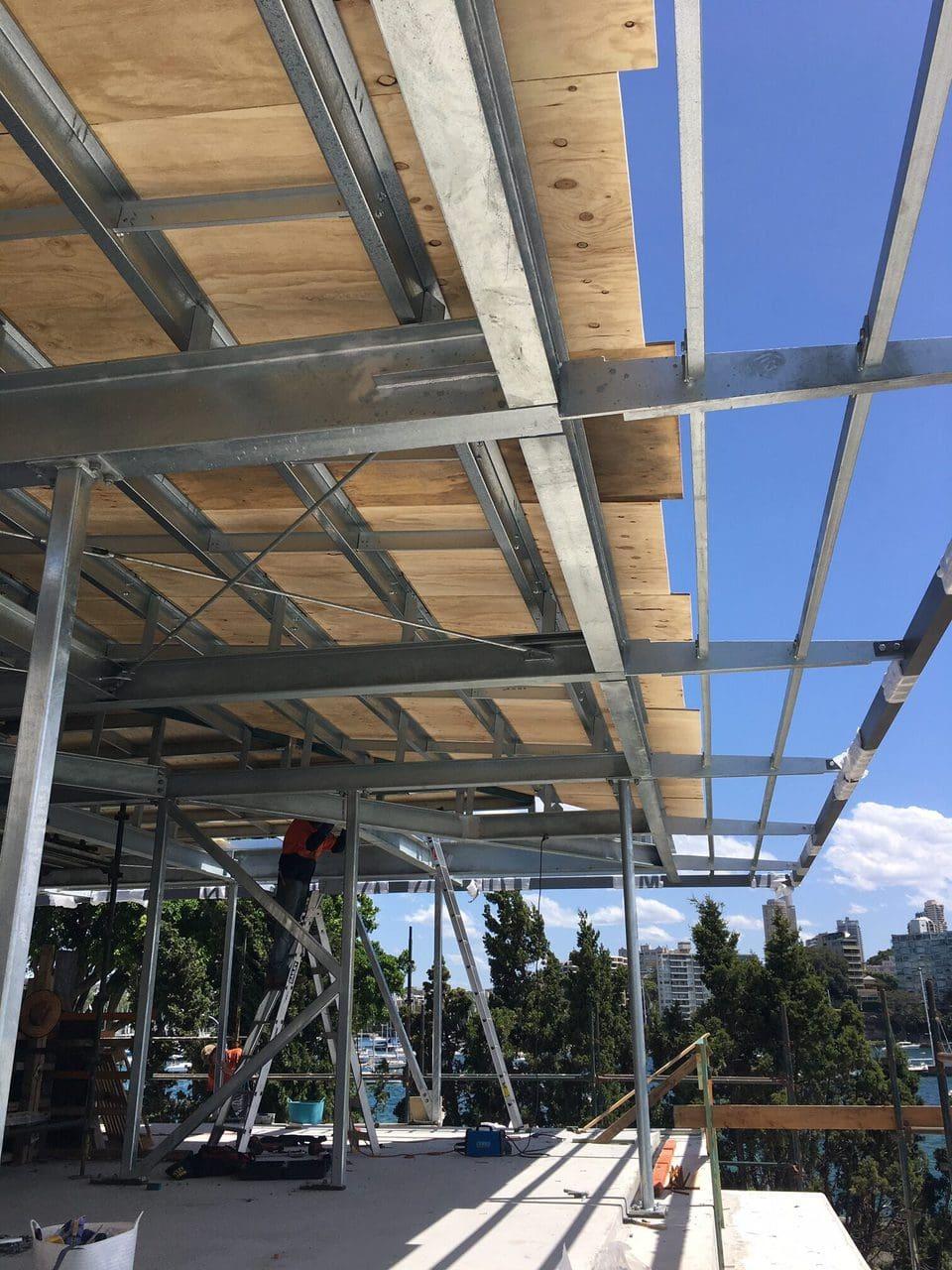 Steel Roof 19